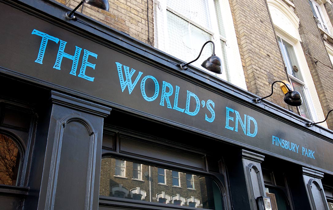 The Worlds End, Finsbury Park